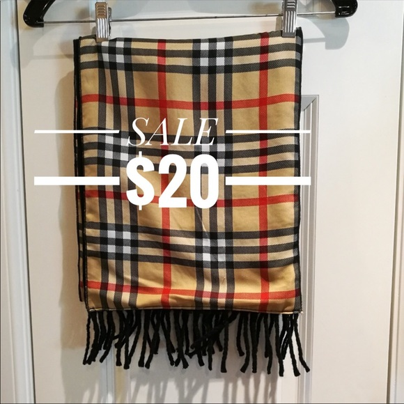 Valentini Accessories - Double Sided 100% Lana Wool Scarf